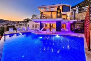 Villa Royal Merchant, Deniz Manzaralı Villa | Kalkan Villa
