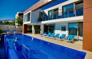 Villa Duygu, Deniz Manzaralı Kiralık Villa | Kalkan Villa