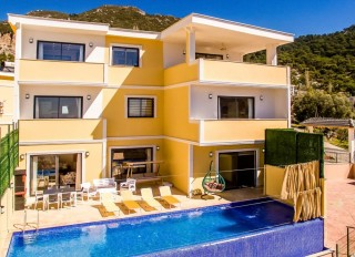 Villa Sedir Islamlar, Sea View Villa for Rent