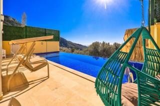 Villa Cinar, Sea View Villa For Rent | Kalkan Villa