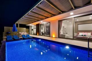 Villa Eles, Sea View, Jacuzzi, Conservative | Kalkan Villa