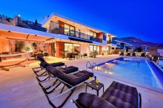 Villa Nymphe, Kalamar'da Lüks Kiralık Villa | Kalkan Villa