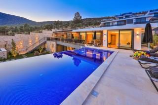 Villa Dream Kalamar, Exklusive Ferienvilla | Kalkan Villa