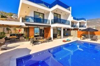 Villa Sweet, Luxusvilla zur Miete in Kalamar | Kalkan Villa