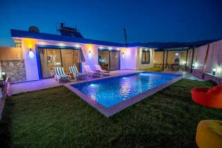 Villa Limon Çiçeği, Conservative Honeymoon Villa | Kalkan Villa