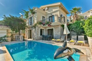 Villa Jolie, 3 Yatak Odalı Kiralık Villa | Kalkan Villa