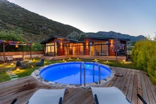 Villa Devr, Conservative Honeymoon Villa | Kalkan Villa