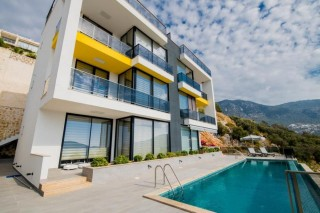 Deniz Kızı Apartments, Meerblick Apartment | Apartment Kalkan V