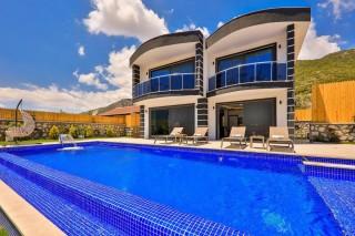 Villa Palmira, Villa for Rent with Double Jacuzzi | Kalkan Villa