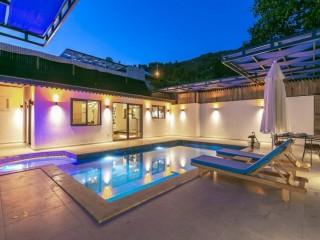 Villa Pierre, Garten, Konservativ, Flitterwochen | Kalkan Villa
