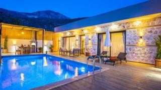Villa Blue Cave, Conservative Honeymoon Villa   Kalkan Villa