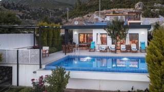 Villa Aklar, Conservative Honeymoon Villa | Kalkan Villa