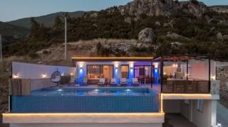 Villa Aklar Duo, Conservative Honeymoon Villa | Kalkan Villa