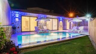 Villa Pam, Muhafazakar Balayı Villası | Kalkan Villa