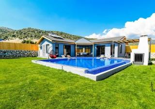 Villa Sade Duo, Kaş Sarıbelen Köyünde , 4 kişilik Bahçeli Villa