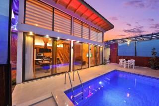 Villa Makbara, Conservative Honeymoon Villa | Kalkan Villa