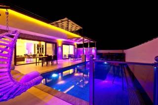 Villa Lalezar, Sauna, Turkish Bath, Heated Pool | Kalkan Villa