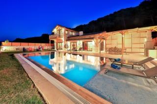Villa Turunç, Sarıbelen'de 2 yatak odalı Taş Villa | Kalkan Villa