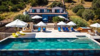 Villa Silver, Deniz Manzaralı Kiralık Villa | Kalkan Villa