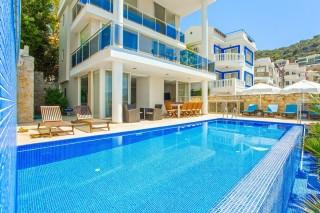 Villa Sea, Deniz Manzaralı Kiralık Villa | Kalkan Villa