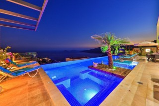Villa Loop , Luxury Villa with Awesome View in Kalkan