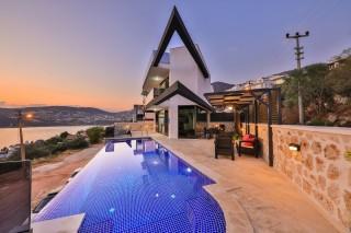 Villa Loca, Sea View Villa for Rent | Kalkan Villa