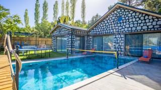 Villa Boss, Doğa Manzaralı, Korunaklı,Bahçe | Kalkan Villa