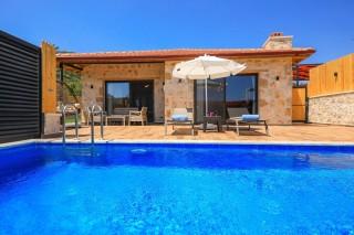 Villa Asena, Jacuzzi, Honeymoon, Shelter | Kalkan Villa