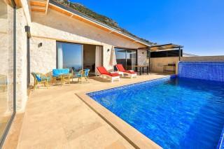 Villa Ruj, Heated Pool, Sea View, Honeymoon   Kalkan Villa