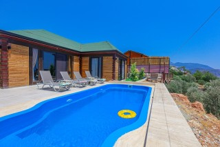 Villa Gerenlik, Sea View Villa | Kalkan Villa