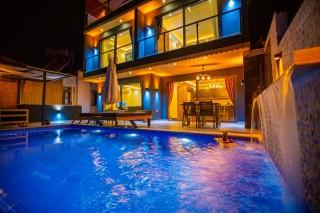 Villa Gold Moon, Sauna, Turkish Bath, Sea View | Kalkan Villa