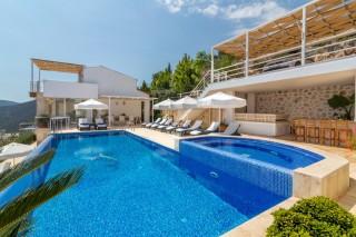 Villa Yazlık, Deniz Manzaralı Kiralık Villa | Kalkan Villa