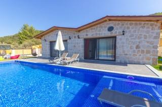 Villa Gülen, Conservative Honeymoon Villa | Kalkan Villa