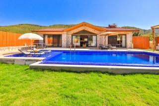 Villa Labor, Balayı, Sauna, Muhafazakar, Bahçe | Kalkan Villa