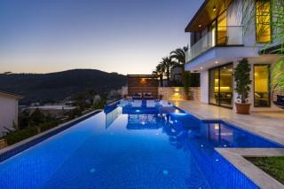 Villa Phi, Ultra Luxury Villa for Rent in Kiziltas | Kalkan Villa