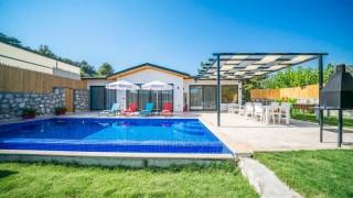 Villa Nehir, Sauna, Garden, Jacuzzi, Sheltered | Kalkan Villa