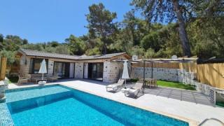 Villa Aybala, Balayı, Jakuzi, 2 kişilik, Bahçe | Kalkan Villa
