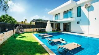 Villa Silver Patara, Korunaklı Balayı Villası | Kalkan Villa
