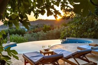 Villa Casa Vitale, Doğa İçerisinde Villa   Kalkan Villa
