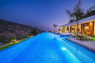 Villa Marbella, Luxury Villa with Nature View | Kalkan Villa