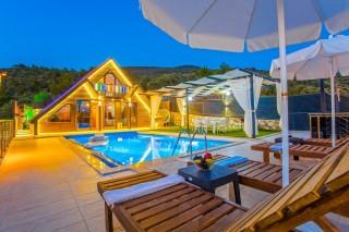 Villa Rufushe, Honeymoon Villa in Nature | Kalkan Villa