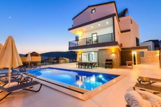 Villa Cassa, 8 Person Villa for Rent in Kalkan | Kalkan Villa