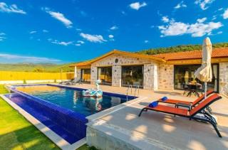 Villa Anetos, Nature Villa with Private Garden | Kalkan Villa