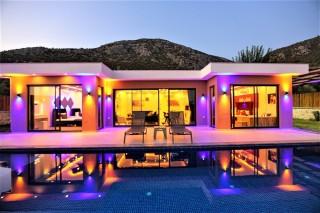 Villa Aksoy, Conservative, Honeymoon, 4 Person | Kalkan Villa