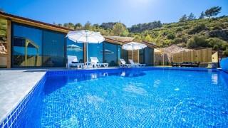 Villa Cinar Efe, Sheltered, Honeymoon, Jacuzzi   Kalkan Villa