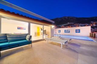 Agata Luxury Apartments Kalkan