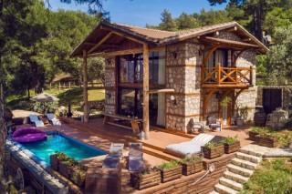Villa Casa Liz Taylor Lüks Balayı Villası | Kalkan Villa