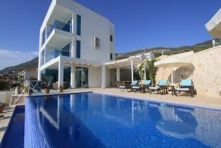 Villa Defne , in Kalkan Kışla luxurious detached villa