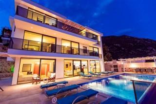 Villa Ela , Kalkan Akbel'de Kiralık Lüks Villa | Kalkan Villa