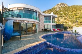 Villa Alberta Luxus-Mietvilla | Kalkan Villa
